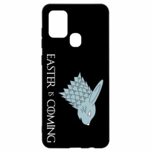 Etui na Samsung A21s Easter is coming