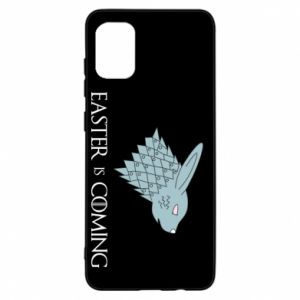 Etui na Samsung A31 Easter is coming