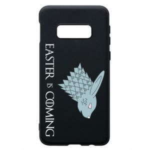 Etui na Samsung S10e Easter is coming