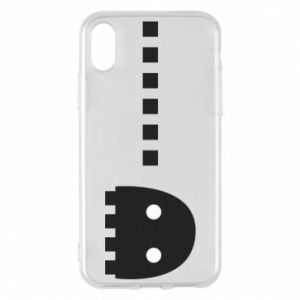Phone case for iPhone X/Xs Eat me
