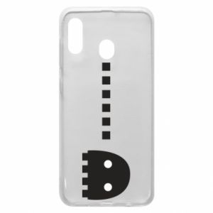Phone case for Samsung A30 Eat me
