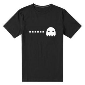 Męska premium koszulka Eat me