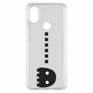 Phone case for Xiaomi Mi A2 Eat me