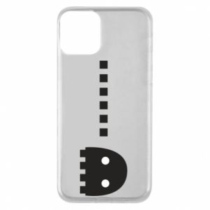 Phone case for iPhone 11 Eat me