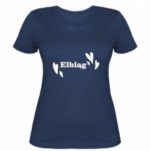 Women's t-shirt Elblag