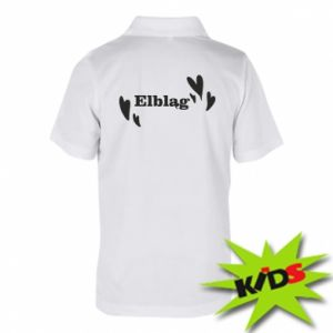 Dziecięca koszulka polo Elbląg