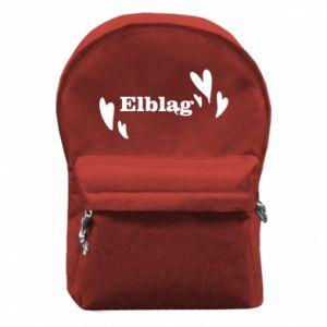 Plecak z przednią kieszenią Elbląg
