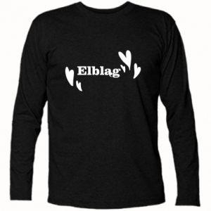 Koszulka z długim rękawem Elbląg