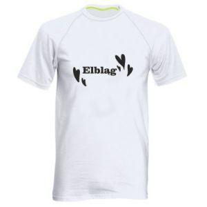 Męska koszulka sportowa Elbląg