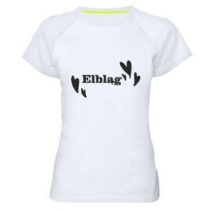 Damska koszulka sportowa Elbląg