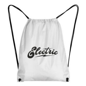 Plecak-worek Electric