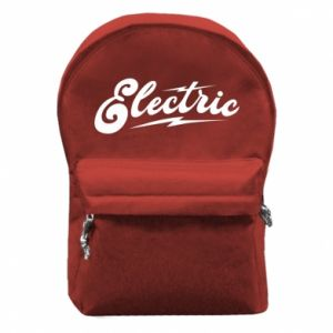 Plecak z przednią kieszenią Electric