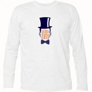 Koszulka z długim rękawem Elegancki tata