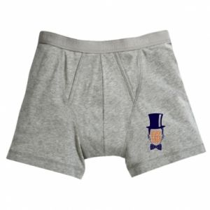 Boxer trunks Elegant dad