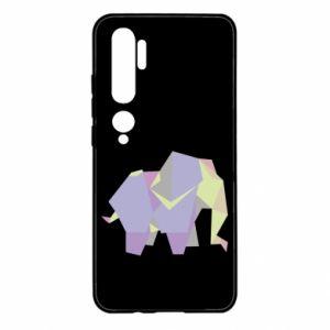 Etui na Xiaomi Mi Note 10 Elephant abstraction