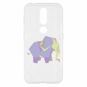 Etui na Nokia 4.2 Elephant abstraction