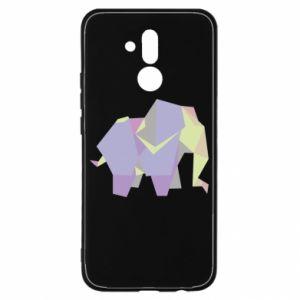Etui na Huawei Mate 20 Lite Elephant abstraction