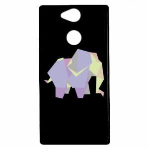 Etui na Sony Xperia XA2 Elephant abstraction