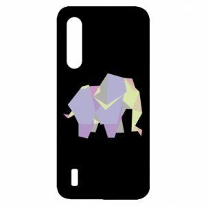Etui na Xiaomi Mi9 Lite Elephant abstraction