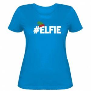 Damska koszulka #elfie