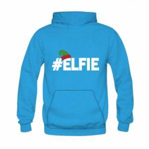 Bluza z kapturem dziecięca #elfie