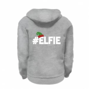 Bluza na zamek dziecięca #elfie