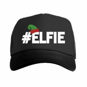 Czapka trucker #elfie