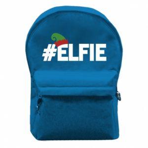 Plecak z przednią kieszenią #elfie