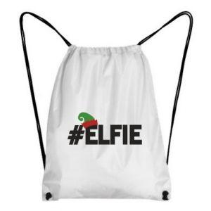 Plecak-worek #elfie