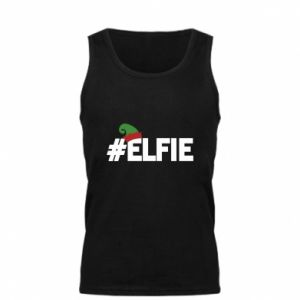 Męska koszulka #elfie