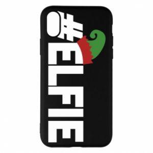 Etui na iPhone X/Xs #elfie