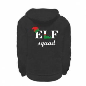 Bluza na zamek dziecięca Ellf Squad