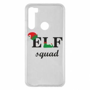 Etui na Xiaomi Redmi Note 8 Ellf Squad