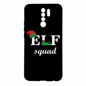 Etui na Xiaomi Redmi 9 Ellf Squad