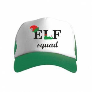 Czapka trucker dziecięca Ellf Squad