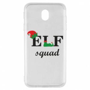 Etui na Samsung J7 2017 Ellf Squad