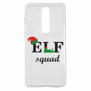 Etui na Nokia 5.1 Plus Ellf Squad