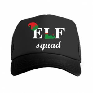 Czapka trucker Ellf Squad