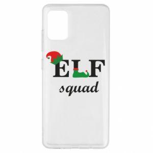 Etui na Samsung A51 Ellf Squad