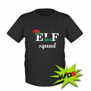 Koszulka dziecięca Ellf Squad