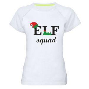 Koszulka sportowa damska Ellf Squad
