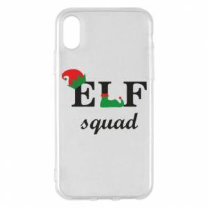Etui na iPhone X/Xs Ellf Squad