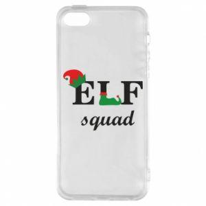 Etui na iPhone 5/5S/SE Ellf Squad
