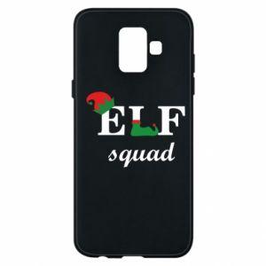 Etui na Samsung A6 2018 Ellf Squad
