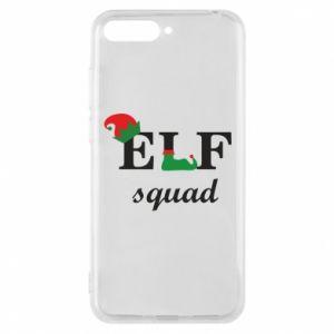 Etui na Huawei Y6 2018 Ellf Squad