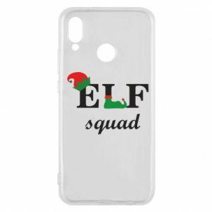 Etui na Huawei P20 Lite Ellf Squad