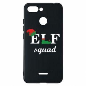 Etui na Xiaomi Redmi 6 Ellf Squad