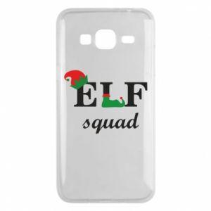 Etui na Samsung J3 2016 Ellf Squad