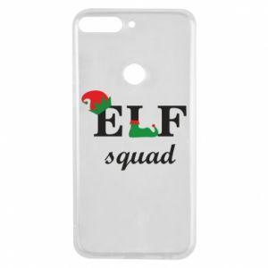 Etui na Huawei Y7 Prime 2018 Ellf Squad
