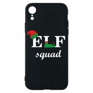 Etui na iPhone XR Ellf Squad